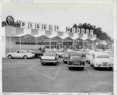 Grandaddy Flanery's Piggly Wiggly